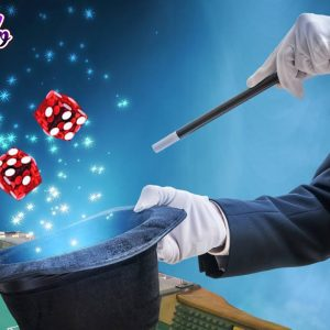 Looking for Magic at the Craps Table