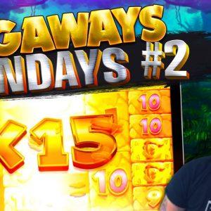 MEGAWAYS MONDAYS #2 - Feat Return Of Kong Megaways, And More!