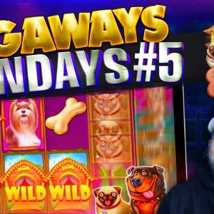 ONLINE SLOTS - MEGAWAYS MONDAY! Pirate Gold, Morgana Megaways And MORE!