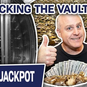 💵 $50 Spins = BIG Jackpot When I UNLOCK THE VAULT: VEGAS! ✨ Do NOT Miss This…