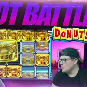 SLOT BATTLE SUNDAY! - Big Time Gaming Special!