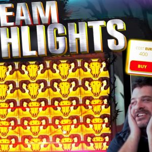 MUST SEE INSANE FRUITY SLOTS RECORD X WIN!! Live Stream Big Win Highlights!