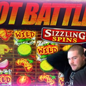 SUNDAY SLOT BATTLE! Slots With Food - Chocolates, Extra Juicy And MORE