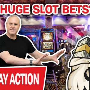🔴 Love Slot Machines? Love HUGE Bets? 👀 Then WATCH THIS LIVE STREAM
