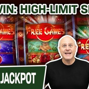 🔝 BIG WIN! High-Limit Slot Machine HANDPAY 🖐 Gotta Make. That. Cash.