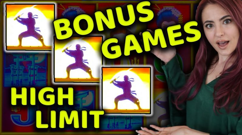 2 HIGH LIMIT BONUS GAMES on DOLLAR $TORM!