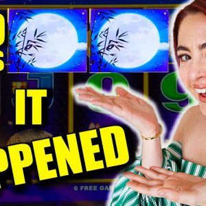 $250/SPINS! 4 HANDPAY JACKPOTS & The Most Legendary Casino Session Ever!