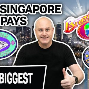 💰 HUGE SLOT MACHINE HANDPAYS in SINGAPORE? 🔟 These Are My 10 BIGGEST EVER!