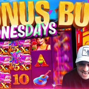 BONUS BUY WEDNESDAY! 54 Slot Bonuses!