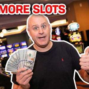 🔴 More HUGE Slot Action LIVE AT THE CASINO 💤 You Snooze, YOU LOSE