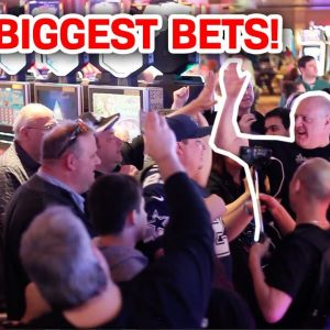 🔴 I Do Bigger Live Slot Machine Bets Than ANYONE You'll See 👆 High-Limit Only!