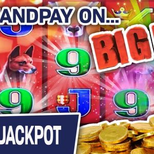 🖐 BIG Handpay Playing BIG Red Slots 💯 This Is Why I ONLY Play High-Limit Slot Machines