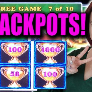 🐴 2 HANDPAY JACKPOTS on Lightning Link Best Bet! 🐴