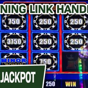 ⚡ Lightning Link: High Stakes HANDPAY in Punta Cana ➕ FREE BRITNEY!