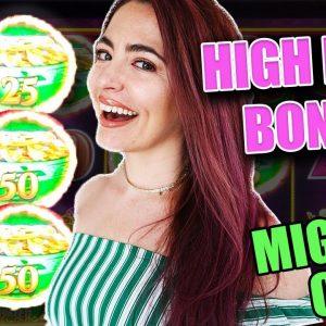 NEWEST High Limit Mighty CASH Slot at Cosmopolitan Las Vegas!