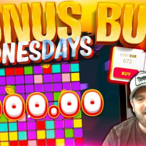 50+ SLOTS BONUSES TO OPEN! NO CRYPTO WORLD RECORDS! BONUS BUY WEDNESDAYS EP #14