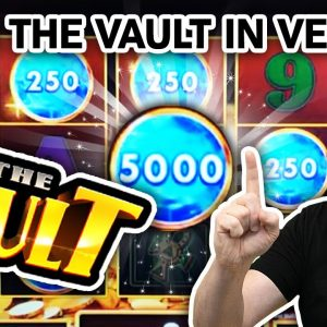 🔓 Let's OPEN THE VAULT in LAS VEGAS ➕ Lock It Link: Eureka Reel Blast
