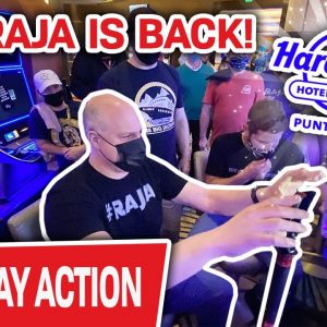 🔴 Dominican Has NEVER Seen LIVE High-Limit Slot Play Like This! 🌞 The Raja Is BACK