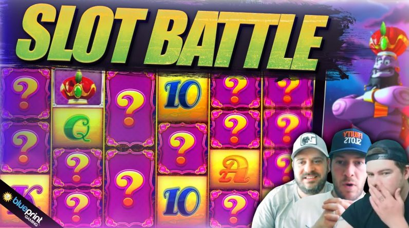 SLOT BATTLE TIME! FEAT. BLUEPRINT SLOTS! 30 BONUSES TO OPEN!
