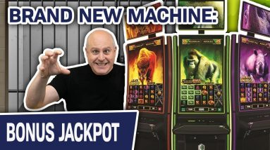 🆕 BRAND NEW SLOT MACHINE: Beast Uncaged ➕ $50 SPINS on Epic Fortunes = JACKPOT