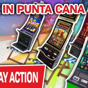 🔴 The BEST SLOTS Are BACK at Hard Rock Punta Cana 🌴 Fun, Sun, and WINS?