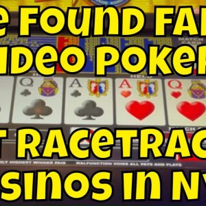 We Found Fake Video Poker at Casinos in New York!