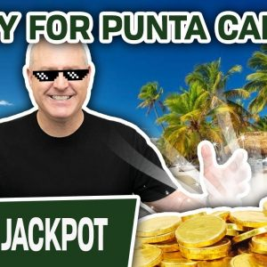 💼 Ready For Punta Cana With a JACKPOT 🔐 Raja CRUSHES Lock It Link