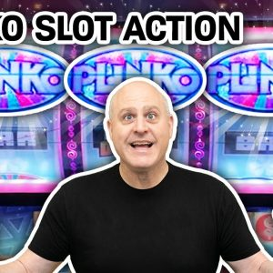 😁 SO MUCH SLOT FUN: Plinko Slot Action ➕ Fan Favorite: TOP DOLLAR