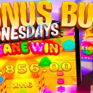 BONUS BUY WEDNESDAY! (On A Saturday)..BIG WINS!!!