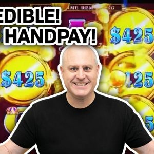 💣 INCREDIBLE! This. Handpay. Is. HUGE! 👀 See What $50 Spins Win Me In Las Vegas!
