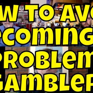 How to Avoid Becoming a Problem Gambler