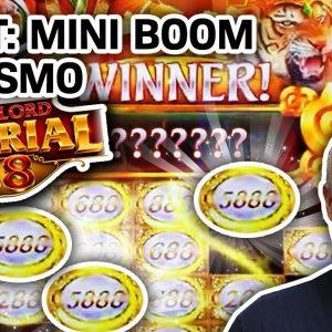 ☢ ALERT: Mini BOOM! 👑 Imperial 88 Slots at The Cosmopolitan of Las Vegas
