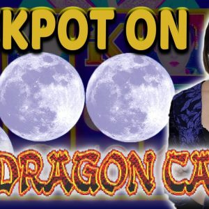 JACKPOT on DRAGON LINK $50/spins in LAS VEGAS!