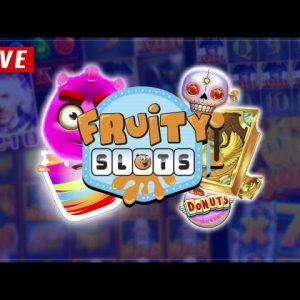 Live Slots! - !party - !unibet
