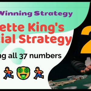Roulette King's Special Strategy Part 2 | Cover your loses
