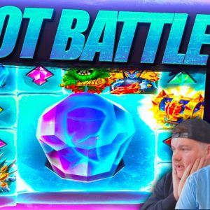 SLOT BATTLE SUNDAY! Feat. NEW SLOTS 2021 with BIG potential!