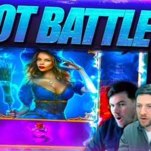 SLOTS BATTLE SUNDAY! FEAT. MICROGAMING SLOTS! ANY POTENTIAL?