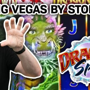 🌩 Let's TAKE VEGAS BY STORM 🐲 I'm Playing HIGH-LIMIT Dragon Spin: Age of Fire SLOTS