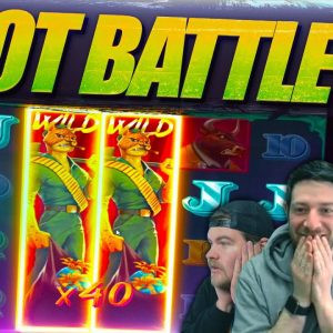 SUNDAY SLOT BATTLE! Feat Relax Gaming!