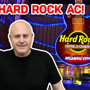 🔴 We Continue LIVE at Hard Rock Atlantic City! 🚫 NO CASINO IS SAFE from The Raja!