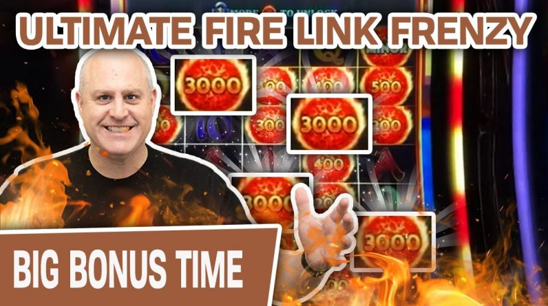 🧯 ULTIMATE FIRE LINK FRENZY: By the Bay AND Rue Royale AND Riverwalk ➕ Ultra Hot Mega Link!