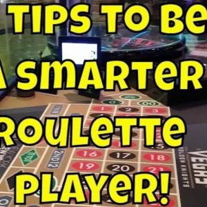 5 Tips to be a Smarter Roulette Player