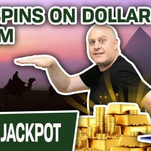 💵 Dollar Storm HANDPAY from $50 SPINS 😁 Plus a LOT More HIGH-LIMIT Slot Wins!