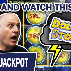 🛑 STOP What You're Doing & WATCH THIS NOW: 🎰 Slot Machine HANDPAY on Dollar Storm!