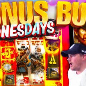 HUGE SLOT WINS!! BONUS BUY WEDNESDAY - 61 Bonus Buys!!