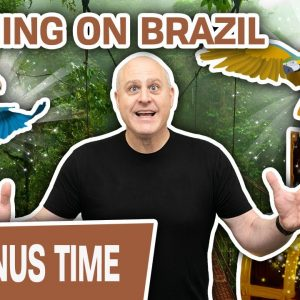 👙 WINNING on BRAZIL SLOTS 😄 I'm BACK Playing One of My FAVORITE SLOT MACHINES