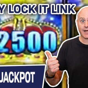 🍀 LUCKY LUCKY LOCK IT LINK! 🤟 Handpay on Don Clemente, GETTIN' THAT MONEY