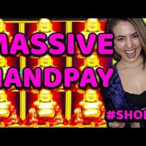 Let's Go!!! $7,000+ JACKPOT HANDPAY on DRAGON LINK Slot Machine