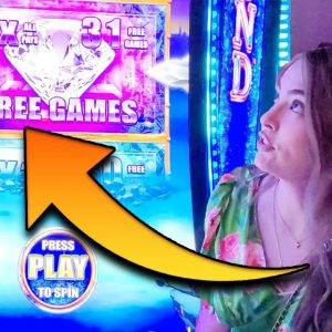 Put $600 In Timberwolf Slot at Cosmo Las Vegas - Here's What Happened!