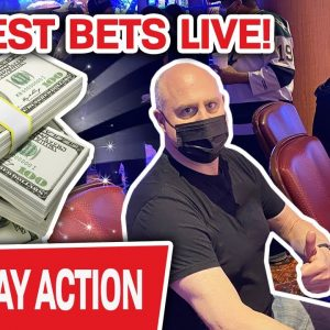 🔴 Hard Rock Tampa HIGH-LIMIT SLOTS! THE BIGGEST BETS LIVE! 💥 We're Coming for ALL THE HANDPAYS